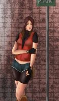 Claire redfield by Itsa-mario-time