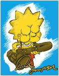 Lisa Simpsons Blues by Coolpi