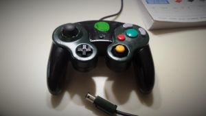Little Mac Custom Gamecube Controller by TradermonTrades