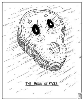 The Book of Faces by EzJedi