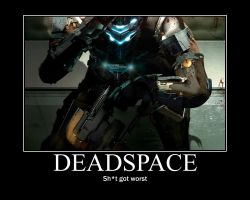 Deadspace by BunjiTheWolf