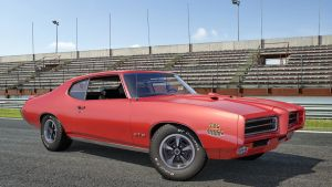 1969 Pontiac GTO 'The Judge' by SamCurry