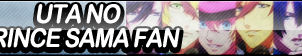 Uta no Prince Sama Fan Button by ButtonsMaker