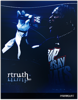 WWE R-Truth Poster by xwadigg