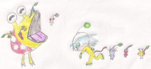 Lets PLay Pikmin by danielstudios