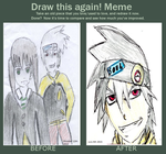 Soul eater evans improvement meme by Fran48