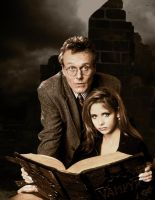 Buffy Poster Two by Vuel