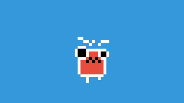 My Cube Character For Game by Pixel0t