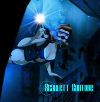 Scarlett Couture Investigations TITAN COMICS 2014 by DESPOP