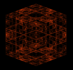 Menger Cube by ABlipinTime