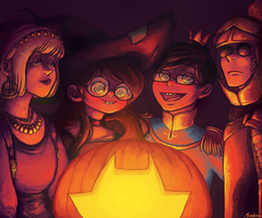 that pumpkin by mayakern