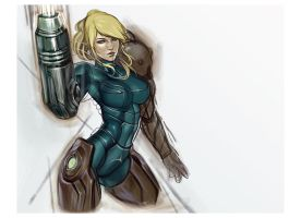 samus by sooj