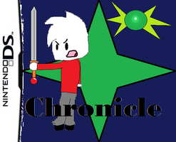 Chronicle game cover by Krazzy-Connie