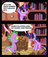 I don't need you anymore. by ponyKillerX
