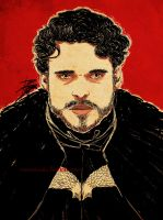 King in the North by themockingmirror