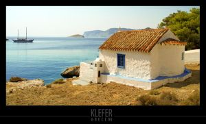 greek church by klefer
