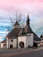 The village church of Vorderweissenbach II by patrickjobst