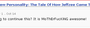 Amg Some One Actually Likes My Writing ;w; by Dysfunctional-H0rr0r