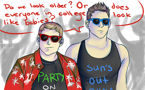 22 Jump street by Really-Lame-Art