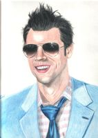 Johnny Knoxville by bam19916