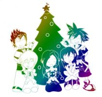 A Very KH Christmas by Roxas4ever