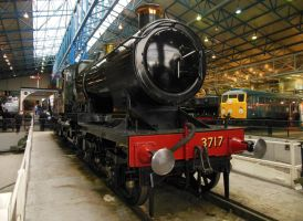 GWR 3717 City of Truro by rlkitterman