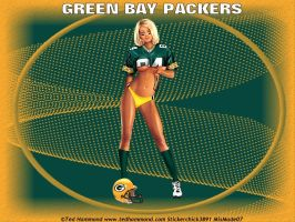Green Bay Sexy Wallpaper 800 by M-I-SJunk