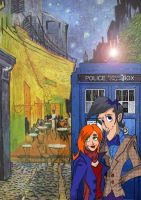 Vincent and the Doctor II by Luke-Lilly