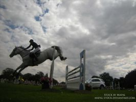 British Show Jumping 89 by mapal-stock