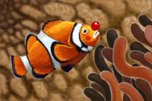 ClownFish by ArtBIT