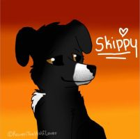 Skippy by dixiestickz