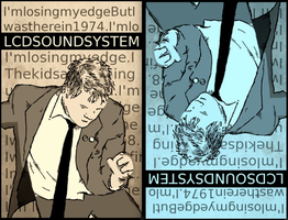 LCD Soundsystem by danlikestrees
