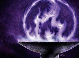 Dark Ring of Fire - L5R by natebarnes