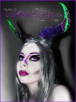 . demoness . by Countess-Grotesque