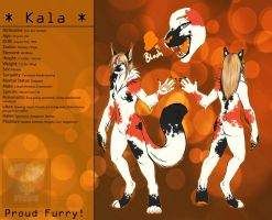 [Reference] Kala by MystikMeep