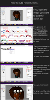 How to add flowercrowns TUTORIAL by OfficialDarkGravity