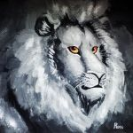Lion's Eyes by Magicionary