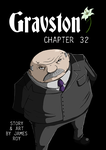 Gravston Chapter 32 Cover by Rogo-the-Golden-Boy