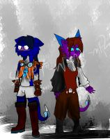 Early Halloween Costumes 2 by silver-wing-mk2
