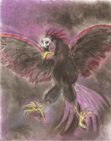 Corvanius, the Midnight Raven by Gosalyn2007