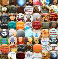flair board- AANG 5.5.10 by Kataang15Love