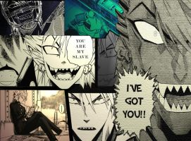 Hiruma Wallpaper by blask-0o