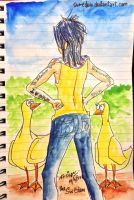 the Rev and 2 Big Duck by sw-eden