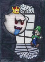 Luigi's Mansion 2: Dark Moon by BabyAbbieStar