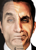 Bassem Youssef Retouch by yousssry