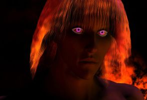 The Fury- Drizzt Do'Urden by TionneDawnstar
