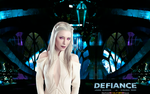 DEFIANCE: JAIME MURRAY as STAHMA TARR by CSuk-1T