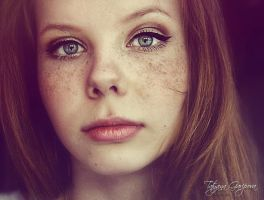 Freckles 2 by Tani88arte