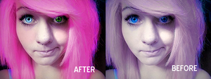 Before and After by Ayleia-The-Kitty