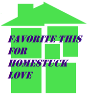 Favorite this for homestuck love by Marie1999